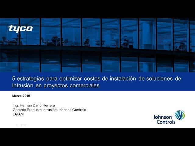 5 estrategias para optimizar costos de instalación de soluciones de Intrusión en pr