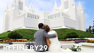 The Unexpected Beauty Of A Mormon Wedding | World Wide Wed | Refinery29