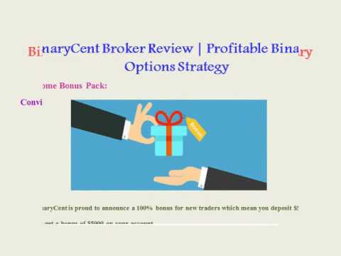 Profitable binary options trading