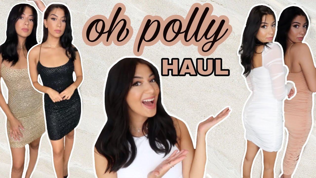 oh polly online shop - im test - fashion haul   gana khalana