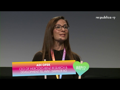 re:publica 2017 - Adi Ofek: Silicon Wadi Israel - Digitizing orient on YouTube