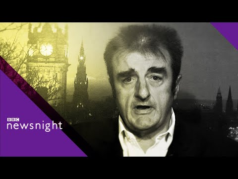 European Elections: SNP on Brexit and second Scottish Independence Referendum - BBC Newsnight