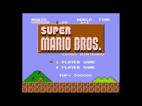 Super Mario Bros Theme