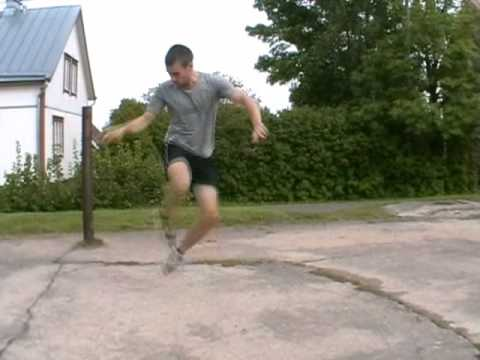 Anz' Trikz - Freestyling - Footbag Tutorials