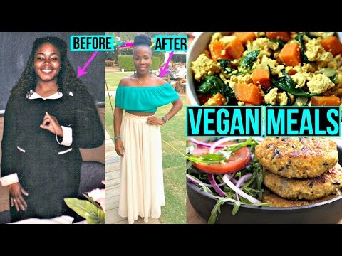 MUST TRY Easy Vegan Meals for Weight Loss | Cheap Lazy Vegan Ideas!