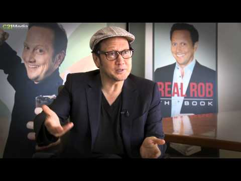 C21 Interview with Rob Schneider (Real Rob on Netflix)