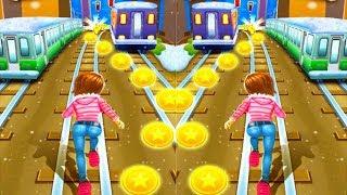 Subway Rush Runner #36   Android Gameplay   Friction Games