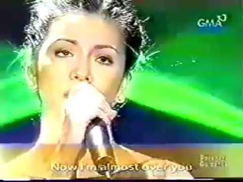 Almost Over You - Regine Velasquez