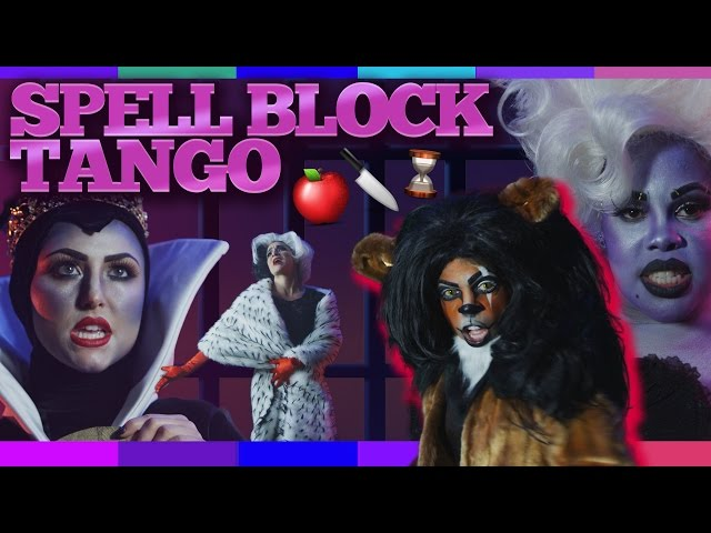 Spell Block Tango by Todrick Hall Travel Video