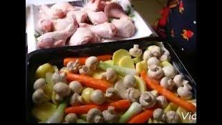 Обед ..жаркое с мясом и овощами.