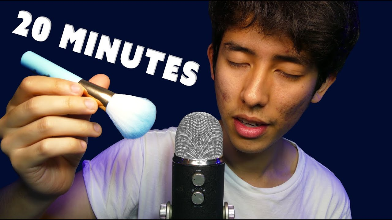 ASMR for people who want to sleep in 20 minutes