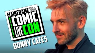 Donny Cates Panel at Mainframe Comic Con