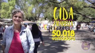 CULTURA PELA CIDADE - CIDA FALABELLA vereadora - 50.018
