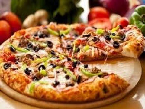 صورة  طريقة عمل البيتزا طريقة عمل بيتزا سهلة طريقة عمل البيتزا من يوتيوب