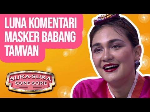 Ayu Dewi Dan Luna Maya Bahas Kasus Andika Dan Ayu Ting Ting - Suka Suka Sore Sore (23/1) PART 3