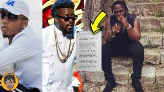 Chronic Law Speaks OUT Againts Beenie Man   Vybz Chiney