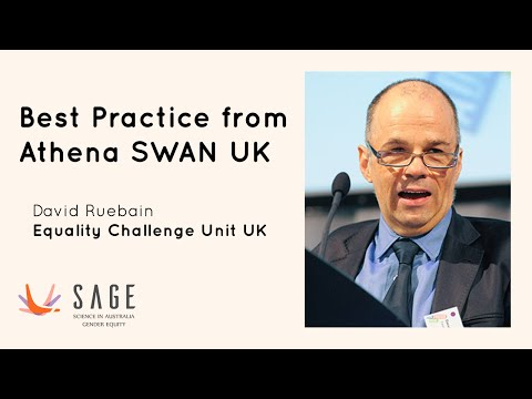Best Practice from Athena SWAN UK