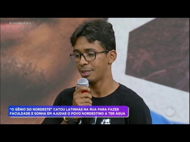 Ciswal surpreende ao contar o que o levou a não conseguir completar uma prova de Física