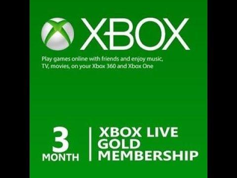 xbox-live-gold-membership-3-months-digital-code-link-below!