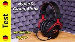 HyperX Cloud Alpha | ist der Hype gerechtfertigt?