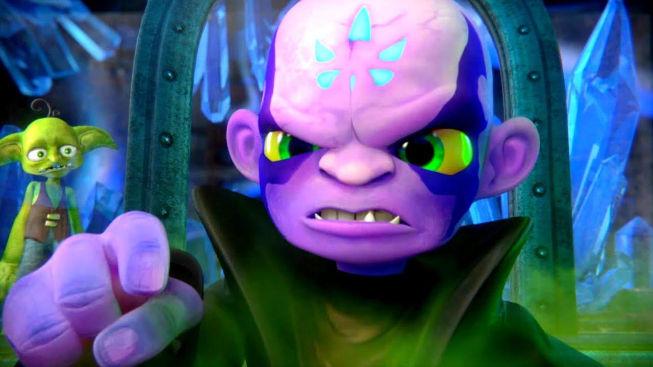 Skylanders: Trap Team - Ultimate Power Kaos - Part 53 ...