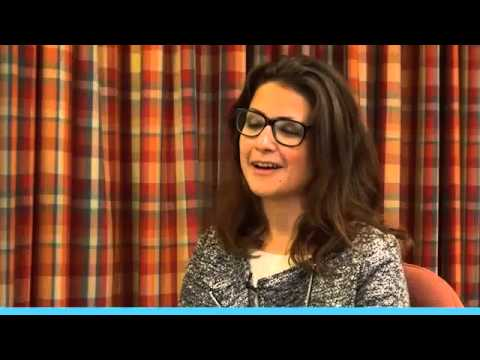 Cranfield MSc Logistics and Supply Chain Management student interview - Ana Pissarro