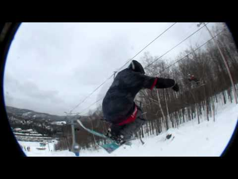 Coors Light Challenge Saint-Sauveur 2013 - Guillaume Lafleur & Phillipe Gauthier
