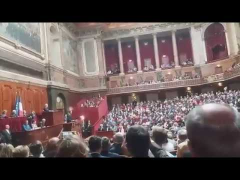 Discours du Président de la République