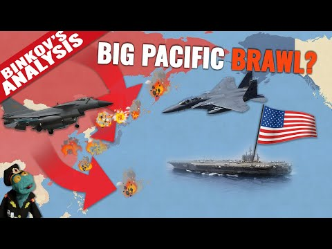 Could Chinese & Russian military kick the US forces out of Japan & Pacific?
