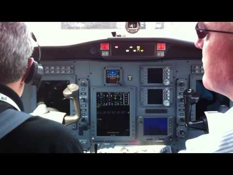 CJ3 first flight
