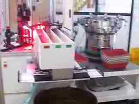 Optical Sorting Machine (OSM) @Sks Fasteners Ltd.