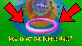How To Get The PURPLE HALO | All Badges Tutorial | Tower Of Hell | ROBLOX