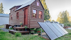 Tiny House Solar System for High Power Use