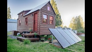Tiny Tack House: Solar Power