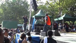 Central Park SummerStage 2014 - M.O.P. (pt. 2)!