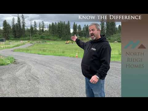 Custom Home Series- Episode 53: Roads with Culverts