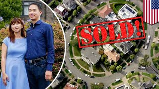 Rich people problems  Rich SF homeowners lose private street to couple over unpaid taxes   TomoNews
