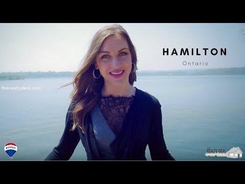 Stephanie Pinet Welcomes You To Hamilton, Ontario