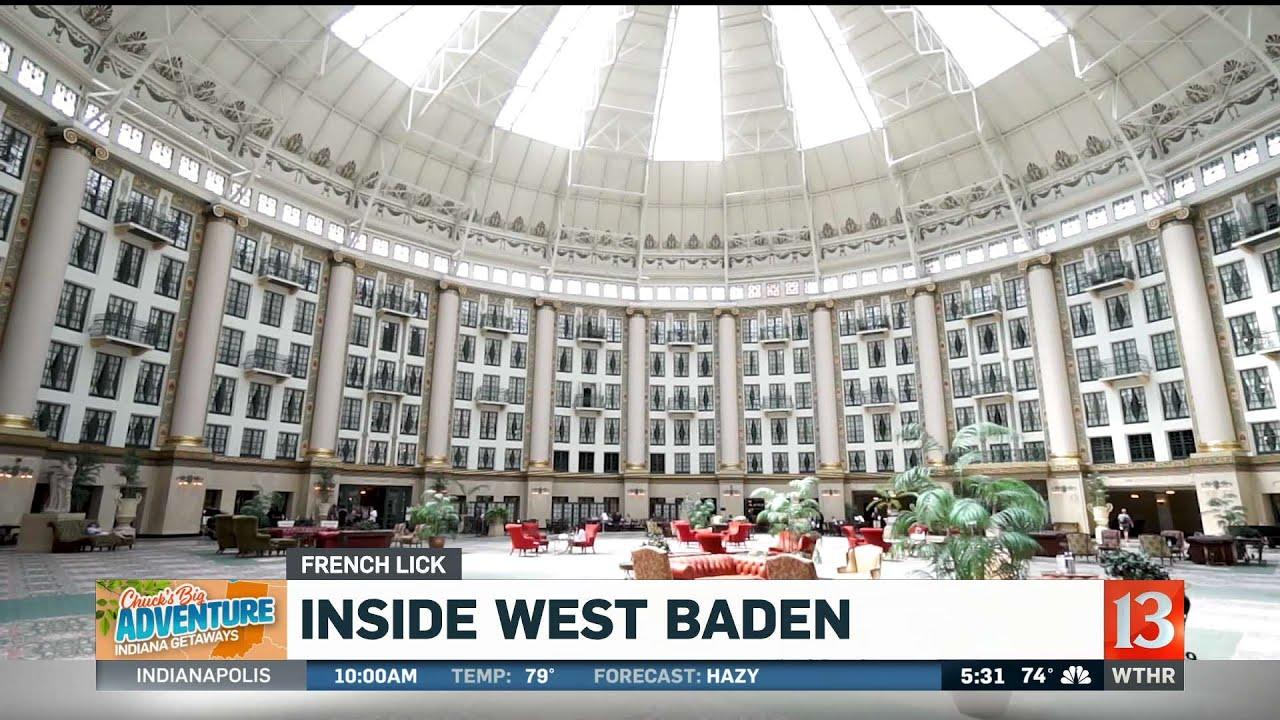 Inside The West Baden Springs Hotel Youtube