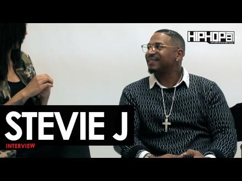 Stevie J HipHopSince1987 Interview