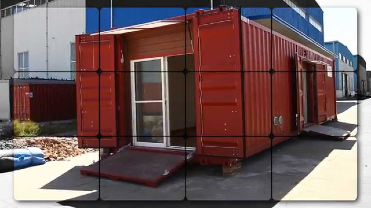 3 4 wide one of a kind container home alice springs australia youtube - Australian container homes ...