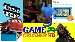 Disney Crossy Roads Backwards Aladdin Cars 3 Pirates of the Caribbean Characters Amazon Free Time