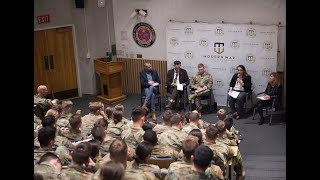 Modern War Institute Panel: Understanding US-Iran Tensions