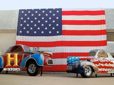 Counting Cars: Wounded Warriors Donations (S4, E7)