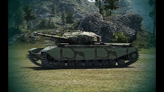 WOT - Frontline mode - first game (rank General)