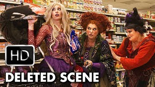 HOCUS POCUS - Deleted Scene (Never Before Seen!)