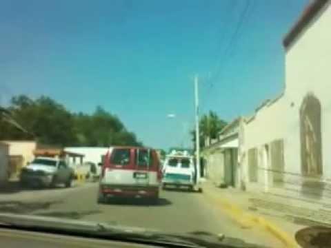 Nueva Rosita, Coahuila, Calle 9. - YouTube