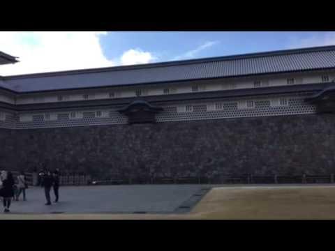 Kanazawa castle | 金沢城五十間長屋