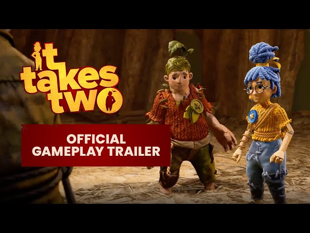 It Takes Two - Official Gameplay Trailer
