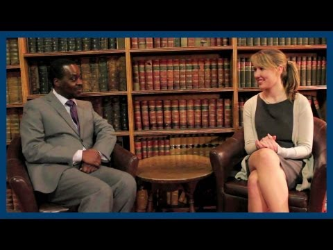 Ernest Rwamucyo | Interview | Oxford Union